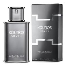 Yves Saint Laurent Kouros Silver EDT 100 ml parfüm és kölni
