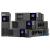 EATON Ellipse PRO 1200 DIN 750W fekete szünetmentes tápegység