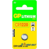 GP BATTERIES GP CR1220 5db/blister (12,5 x 3mm) Lithium gombelem