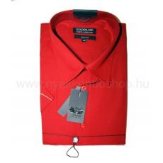 Goldenland rövidujjú ing - Piros