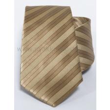 Rossini Prémium selyem nyakkendõ - Arany csíkos nyakkendő