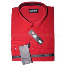 Goldenland hosszúujjú ing - Piros