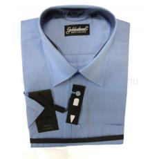 Goldenland rövidujjú ing - Kék