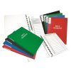 WARTA Folder for personnel documents: Warta  internal ring binding spine  red aok0290088