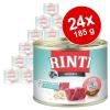 RINTI Sensible gazdaságos csomag 24 x 185 g - Csirke & rizs