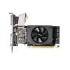 Gigabyte nVIDIA GeForce GT 710 Videókártya, 2048MB, GDDR3, 64bit, HDMI, DVI, VGA, Fan (N710D3-2GL)
