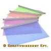 """VIQUEL Függőmappa, műanyag, VIQUEL """"Propysoft"""", vegyes színek"""