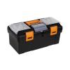 Beta CP15 - 2115 Műanyag szerszámos láda kivehető betéttel és tálcák kis tárgyak elhelyezésére