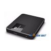 "Western Digital 2,5"" 3000GB külső USB3.0 fekete My Passport Ultra Classic Black winchester"