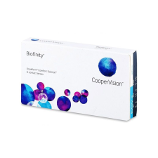 Coopervision Biofinity - 6 darab kontaktlencse