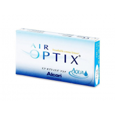 Alcon Air Optix Aqua - 3 darab kontaktlencse