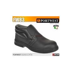 Portwest FW83 Belebújós védőbakancs (FEKETE)