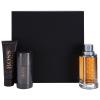 Hugo Boss Boss The Scent férfi parfüm szett (eau de toilette) Edt 100ml + Sg 50ml + deo stift 75 ml