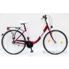 SCHWINN CSEPEL Budapest B 28 N3 Piros női városi kerékpár (2016)