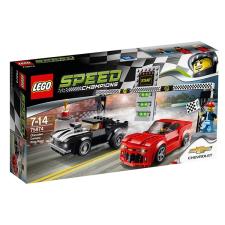 LEGO SPEED CHAMPIONS: Chevrolet Camaro Drag Race 75874 lego