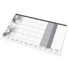 PANTA PLAST Könyökalátét, 470x330 mm, havi tervezővel, , virágos