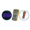 SAL Digitális multiméter VC 830L
