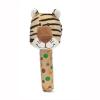 Teddykompainet Teddy - Diinglisar csörgő tükörrel - tigris