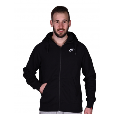 Nike AW77 Fleece Full-Zip Pulóver (598759_0013)