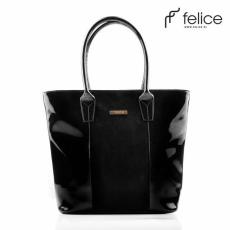 Felice Magari fekete válltáska