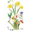Falmatrica - Tavaszi virágok öntözőkannával #3