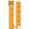 Magasságmérő falmatrica - Leopárdos magasságmérő kicsiknek