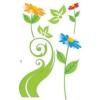 Tavaszi virágok gerbera