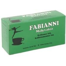 Fabianni Mályva tea 20db gyógytea