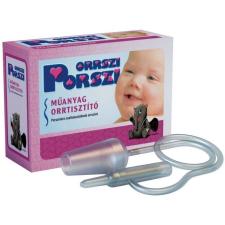 Orrszi-porszi műanyag orrszívó 1db orrszívó
