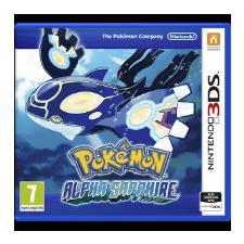 Nintendo Pokemon Alpha Sapphire (3DS) videójáték