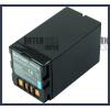 JVC GZ-MG57 7.4V 3900mAh utángyártott Lithium-Ion kamera/fényképezőgép akku/akkumulátor