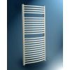 Termo Teknik Star Fürdőszobai radiátor íves fehér 420 * 700 törölközőszárító