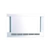 Aereco légbevezető EHT 957 falra szerelhető, higro szabályozású, nem lezárható kivitel