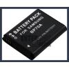 Samsung ES71 3.7V 1200mAh utángyártott Lithium-Ion kamera/fényképezőgép akku/akkumulátor