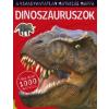 NO NAME Dinoszauruszok - A kihagyhatatlan matricás mappa
