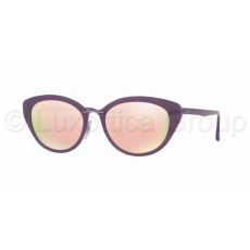 Ray-Ban RB4250 60342Y SHINY VIOLET BROWN MIRROR PINK napszemüveg