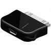 Powery USB-adapter Micro-USB -> iPhone - iPod, iPhone, vagy iPad fekete (nem Apple Lightning Connector)