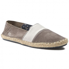 Pepe Jeans Espadrilles PEPE JEANS - Tourist Slip On Mix PMS10136 Grey 945