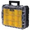 Stanley FatMax TSTAK V tárolórendszer átlátszó szortimenterrel (FMST1-71970)
