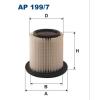 Filtron levegőszűrő AP199/7 1 db