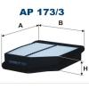 Filtron levegőszűrő AP173/3 1 db