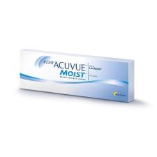 Johnson & Johnson 1 Day Acuvue Moist - 10 darab kontaktlencse