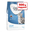 Concept for Life 2,5 kg + 500 g ingyen! 3 kg Concept for Life - Outdoor Cats