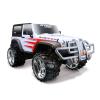 Maisto Maisto: Off-Road RC Jeep Wrangler Rubicon távirányítású autó - fehér