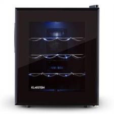 Klarstein Barolo, bor hűtőszekrény, 48 liter, 16 palack, A osztály borhűtőgép