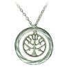 A beavatott (Divergent) stílusú bölcsesség fája nyaklánc