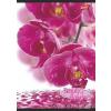 UNIPAP Füzet, tűzött, A4, kockás, 96 lap, UNIPAP Flowers (UNFLO496K)