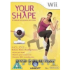 Ubisoft Your Shape+Kamera /Wii