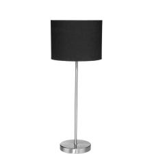 Stilo asztali lámpa fekete 44cm világítás