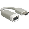 DELOCK HDMI A papa - VGA mama adapter
